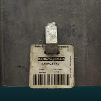 KettleTag®PLUS Metal Tags for Fabricators and Galvanizers